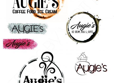 Augie's Logo Design