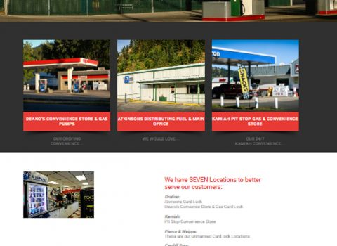 Atkinson Distributing Website